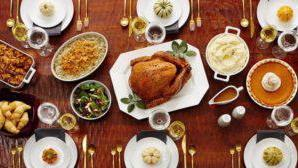 Dentist in Fontana | Thanksgiving Foods
