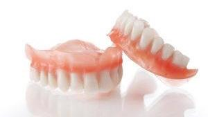 Dentures in Fontana | Example of Dentures